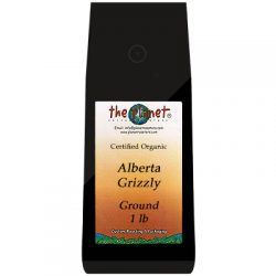 Alberta Grizzly Ground Coffee