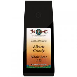 Alberta Grizzly Whole Beans
