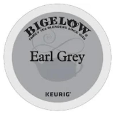Bigelow Earl Grey K cup