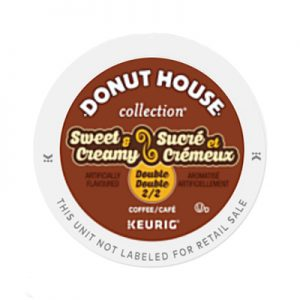 Donut House Sweet & Creamy Coffee K-Cups