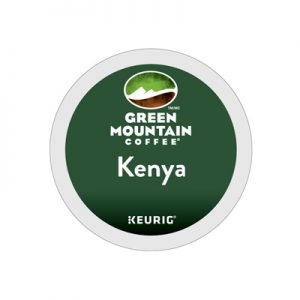 Green Mountain Kenya Keurig