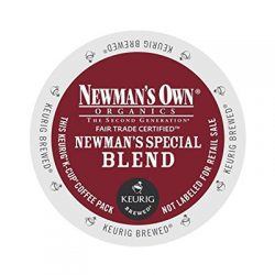 Newman's Own Special Medium Roast K-Cups