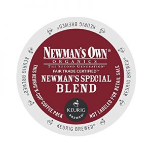 Newman's Own Special Medium Roast K-Cups