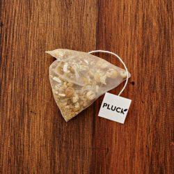 Pluck Chamomile Flower Tea