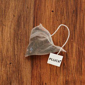 pluck classic earl grey tea