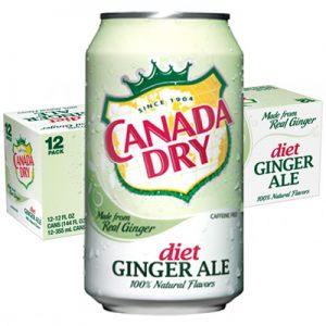 Diet Ginger Ale
