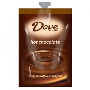 flavia dove hot chocolate