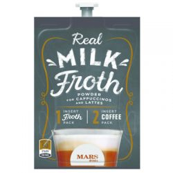 Flavia Real milk froth