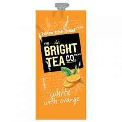 Flavia white tea with orange