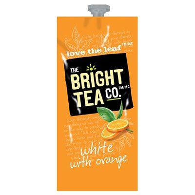 Flavia white tea with orange