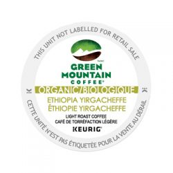 green mountain organic ethiopia