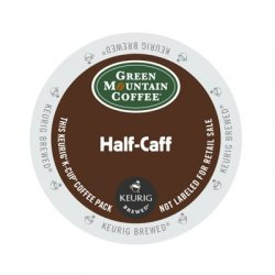 green mountain half caff