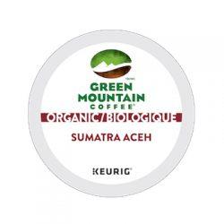 green mountain organic sumatra