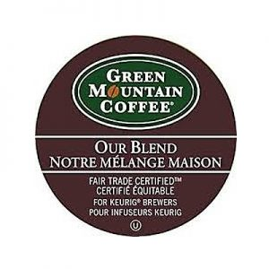 green mountain our blend fairtrade