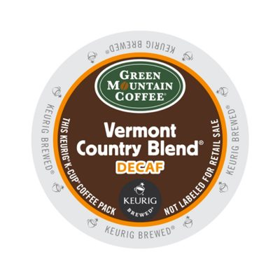 green mountain vermont country blend