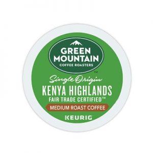 Green Mountain Kenya Highlands K Cup