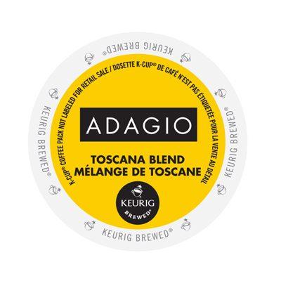 Keurig Adagio Toscana Blend