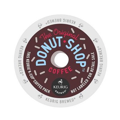 Keurig Coffee People Donut Shop