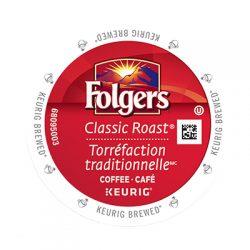 Keurig Folgers Classic Roast
