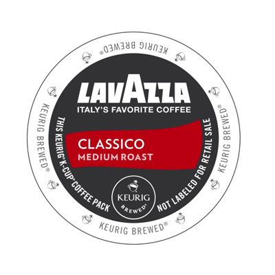 Keurig Lavazza Classico coffee