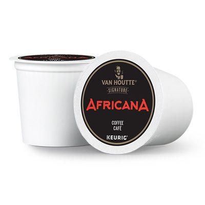 Keurig Van Houtte Africana