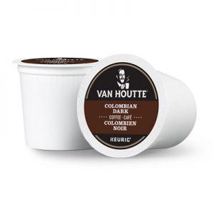 Keurig Van Houtte columbian dark