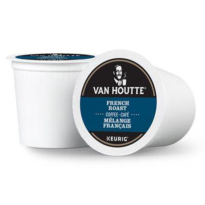 Keurig Van Houtte French Roast
