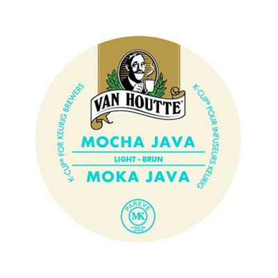 Keurig Van Houtte Mocha Java coffee