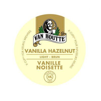 Keurig Van Houtte Vanilla Hazelnut