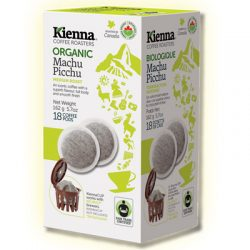 Certified Fairtrade and Organic product.