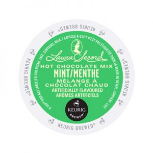 laura secord mint hot choco