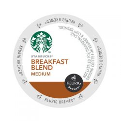 starbucks breakfast blend