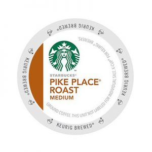 starbucks pike place roast