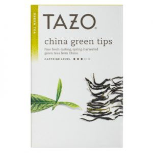 Tazo china green tips