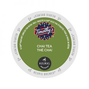 Timothy's Chai Tea Keurig