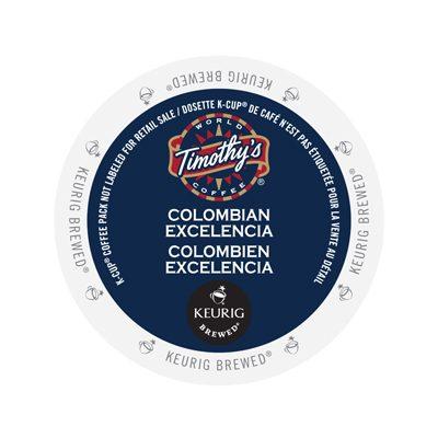 Timothy's Columbian Excelencia