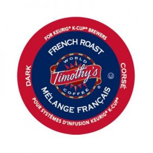 Timothy's French Roast Keurig