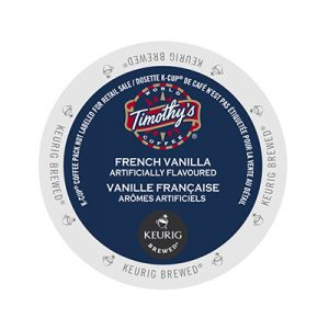 Timothy's French Vanilla Keurig