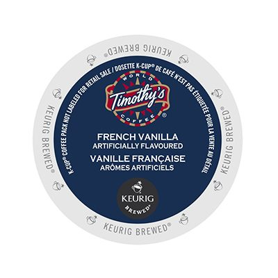 Timothy's French Vanilla Keurig