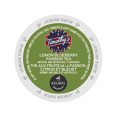 Timothy's Lemon Blueberry Tea