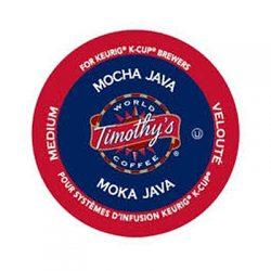 Timothy's Mocha Java Keurig