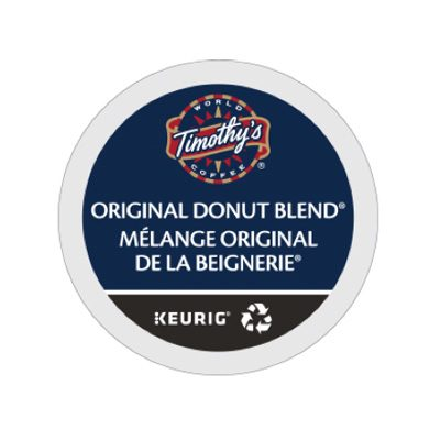 Timothys Original Donut Blend
