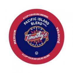 Timothy's Pacific Island Blend Keurig