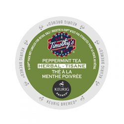 Timothy's Peppermint Tea Keurig