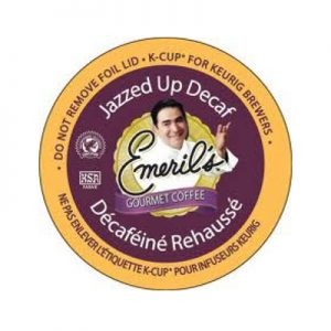 timothy's emeril's jazzedup coffee keurig