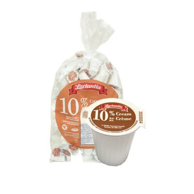10% Creamers 160 count