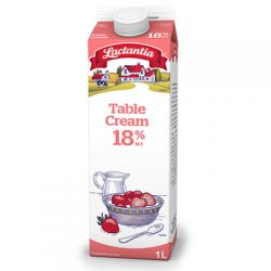 18% Table Cream