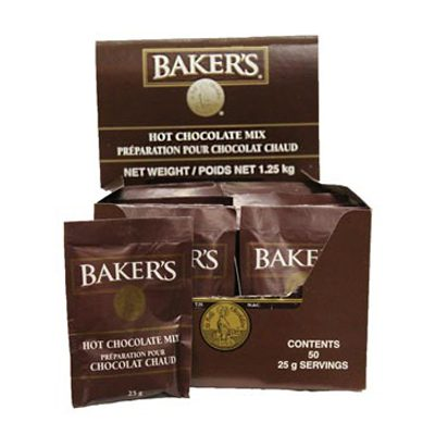 Bakers Hot Chocolate Mix