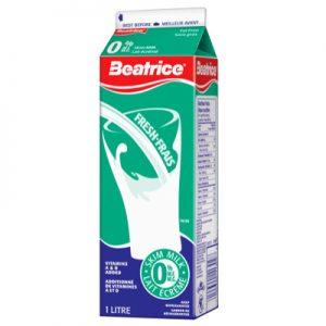 Beatrice Skim Milk 0%