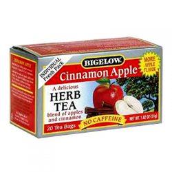 Bigelow Cinnamon Apple Herbal Tea